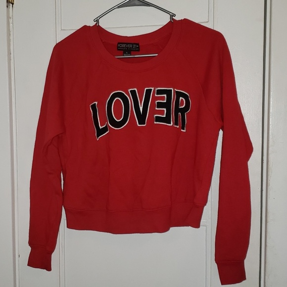 Forever 21 Tops - Cute cropped sweat shirt